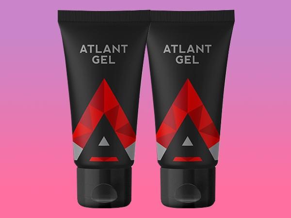 Atlant Gel còn giúp tăng kích thước cậu nhỏ