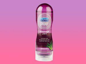 """Gel bôi trơn Durex Play Massage 2in1 - giải pháp hữu hiệu cho """"cô bé"""" thiếu nước"""