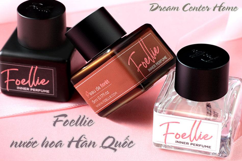 Foellie là một thương hiệu nước hoa nổi tiếng thế giới đến từ Hàn Quốc được phái đẹp cùng các beauty blogger