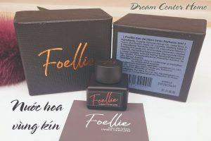 Nước hoa vùng kín Foellie là thương hiệu nước hoa nổi tiếng ỏ Hàn Quốc