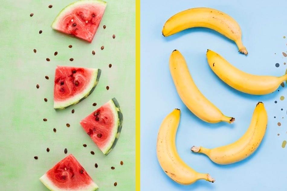 Dưa hấu và chuối gây tiểu đường cho mẹ bầu