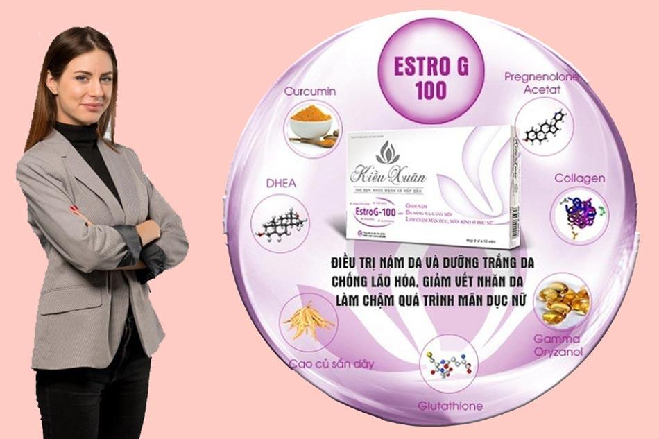 Kiều Xuân được chứng nhận FDA Mỹ và FDA Hàn Quốc công nhận và khuyên dùng